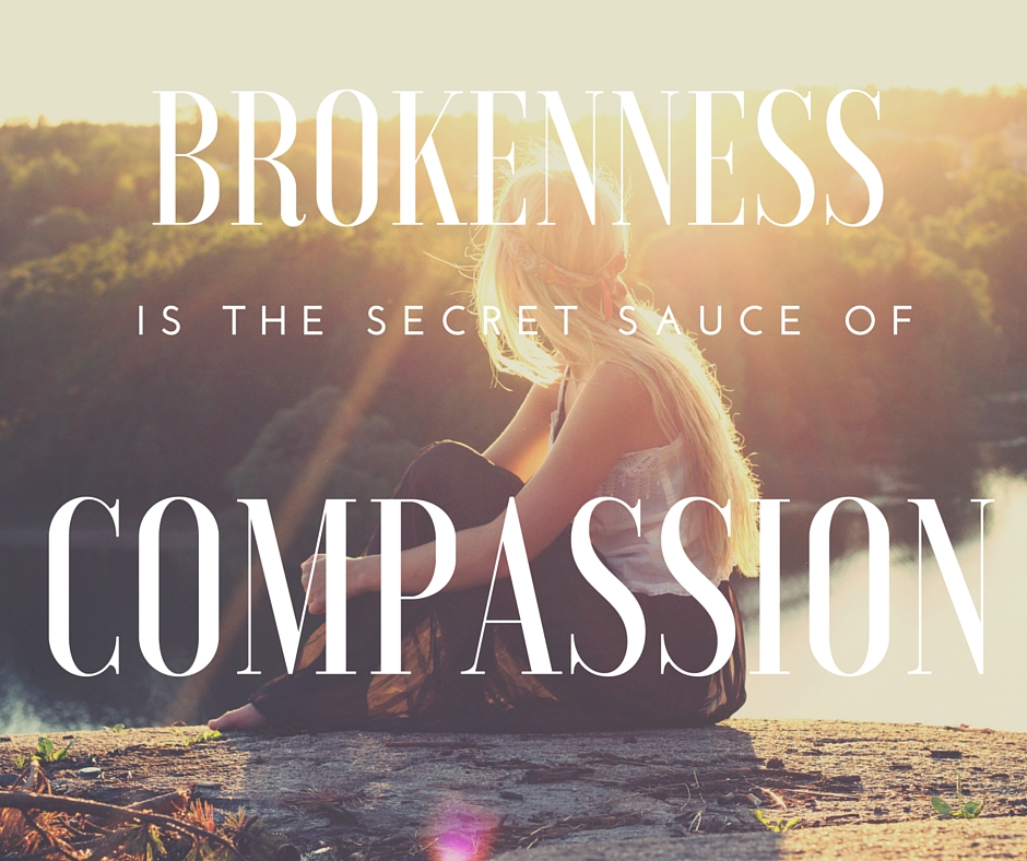 Image result for celebrating your brokenness